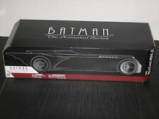 BATMAN THE ANIMATED SERIES BATMOBILE FIGURE ACCESSORY LIGHTS UP DC COLLECTIBLES