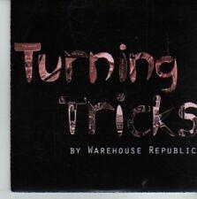 (CV793) Warehouse Republic, Turning Tricks - 2011 DJ CD