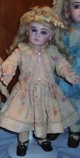 Vintage Antique French German Doll Dress & Jacket (ONLY)