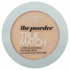 L'Oréal (LOREAL) Paris True Match Powder, Golden Ivory 9 g Number D1-W1