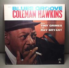 33 TOURS - JAZZ - BLUES GROOVE - COLEMAN HAWKINS - HTX 40341 *