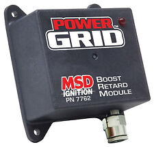 MSD Ignition 7762 Power Grid Ignition System Boost / Retard Module