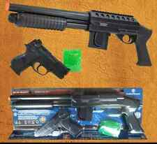 Smith & Wesson M3000 Hand Gun Shot Gun BB Spring Airsoft Combo FREE SHIPPING