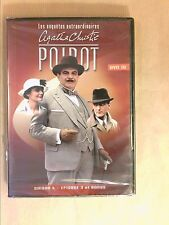 DVD SERIES / HERCULE POIROT N° 13 / SAISON 4 / EPISODE 1 + BONUS / NEUF CELLO