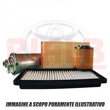 Kit 4 Filtri Bosch per Toyota RAV 4 2.2 - 100 Kw - 136 CV 03/2006