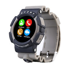 Bingo C3 Waterproof Sport Smartwatch Compatible with Android and IOS System-Grey