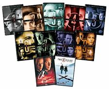 X-Files: The Complete TV series Seasons 1-9+2 Movies (54 DVD Discs,11 Sets)