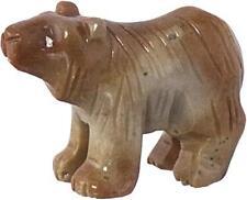 Peruvian Dolomite BEAR Pocket Spirit Animal Totem!