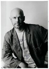 Author Tad Williams signed rare 5x7 photo / autograph