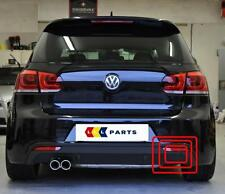VW GOLF VI R-LINE 09-13 NEW GENUINE REAR BUMPER TOW HOOK COVER CAP 5K6807441E
