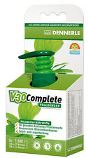 DENNERLE V30 COMPLETE FOR 1600L 50ml CONCENTRATO ACQUARIO FERTILIZZANTE CONCIME