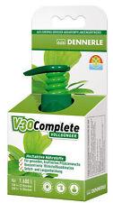 Dennerle V30 complet pour 1600L 50ml concentrer engrais engrais aquarium