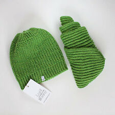 SELL Ready to ship baby and toddler hat with cabbles and scarf/Alpaca beanie