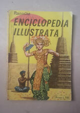 ENCICLOPEDIA ILLUSTRATA INTREPIDO 1963 RACCOLTA COMPLETA