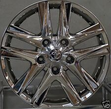 "20"" Toyota Sequoia Land Cruiser Tundra Rims Lexus LX470 LX570 Chrome Wheels"