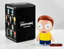 Morty - Adult Swim Mini Series Made by Kidrobot Brand New in Box