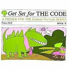 Get Set for the Code Book B by Nancy Hall (2004, Paperback)