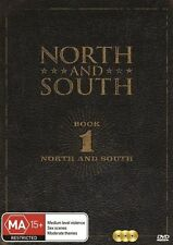NORTH AND SOUTH (1985): BOOK 1 - NORTH AND SOUTH - 3 DISC SET  BRAND NEW DVD R4