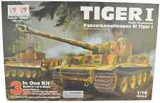 Self Assembly Taigen Tiger 1 RC Tank - Kit Version