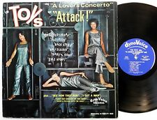 TOYS sings A lovers concerto LP DynoVoice 1965 Teen pop girl group  Mg796