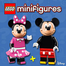 LEGO Minifigures Disney #71012 - Mickey / Topolino + Minnie - NEW - Sealed