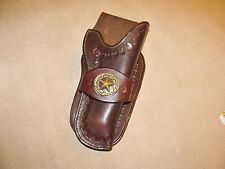 Classic western holster for Colt 1911-A1 closed-toe friction holster