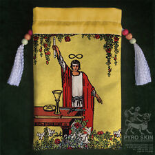 """The Magician"" - silk Tarot bag"