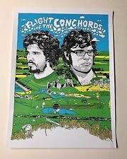 Tyler Stout Flight of the Conchords Concert Poster Print Kent State 2009