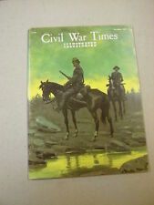 """CIVIL WAR TIMES ILLUSTRATED"" 11/66 FINE! LINCOLN-McCLELLAN FEUD ARTICLE!"