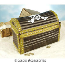 PD37 Pirate Inflatable Treasure Chest Drink Ice Cooler Costume Party Decoration