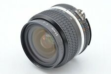 Excellent++ Nikon Ai-s NIKKOR 24mm F/2 MF Lens From Japan!! 78084
