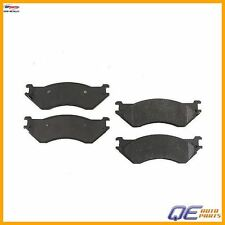 Front Dodge Durango Ram 1500 Ford F-150 Disc Brake Pad OPparts Semi Met D9702OSM