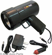 Rechargeable Cordless Spotlight High Power12v 240v LED Charging Workshop New