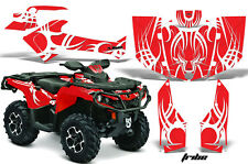 Can Am AMR Racing Graphics Sticker Kits ATV CanAm Outlander SST Decals 2012 TBRW