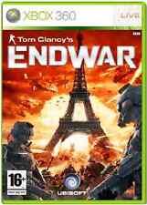 Xbox 360-Tom videojuego Endwar ** Nuevo Y Sellado ** existencias oficiales del Reino Unido