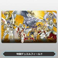 ya0767 Yugioh Playmat Konami Official Rubber Lightsworn Judgment Japanese Japan