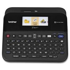 Brother PT-D600 PC-Connectable Label Maker with Color Display