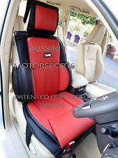 i - TO FIT A RENAULT KADJAR CAR, SEAT COVERS, YS06 RECARO SPORTS, RED / BLACK