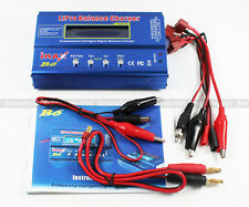 iMAX B6 AC Digital LCD RC Lipo NiMh NiCD Battery Balance Charger for RC Model