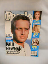 PEOPLE Magazine October 13, 2008 Paul Newman His Life in Pictures Vol.70 No.15