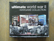 Ultimate world war 2, wargame collection pc game! RARE! LOOK at my other games!