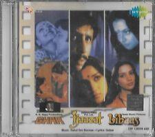 GHAR / IJAAZAT / LIBAAS - 3 IN ONE BOLLYWOOD FILM CD SONGS - FREE UK POST