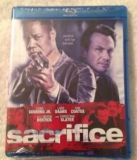 Sacrifice (NEW SEALED Blu-ray Disc, 2011) Christian Slayer Cuba Gooding, Jr.