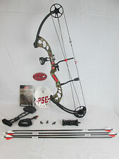 2016 PSE Stinger X Right Hand 70# RTH Compound Bow Package Break up Country Camo