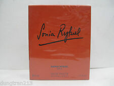 Sonia Rykiel by Sonia Rykiel 1.7 oz 50ml EAU DE TOILETTE SPRAY WOMEN NEW CLASSIC