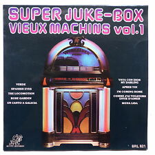 Super Juke box Vieux machins Vol 1 cover version   brl 821