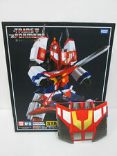6928 TAKARATOMY Transformers Masterpiece MP-24 MP24 STARSABER with COIN MISB