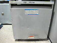 GE 75 KVA 480 X 120/208 Volt 3 Phase Step Down Transformer - T825