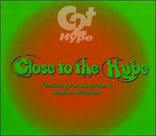 Close to the Hype Anderson, Jon Audio CD