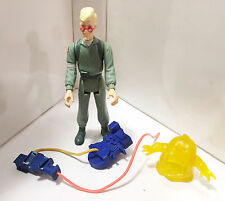 1986 EGON SPENGLER • C7-8 • 100% COMPLETE • VINTAGE THE REAL GHOSTBUSTERS